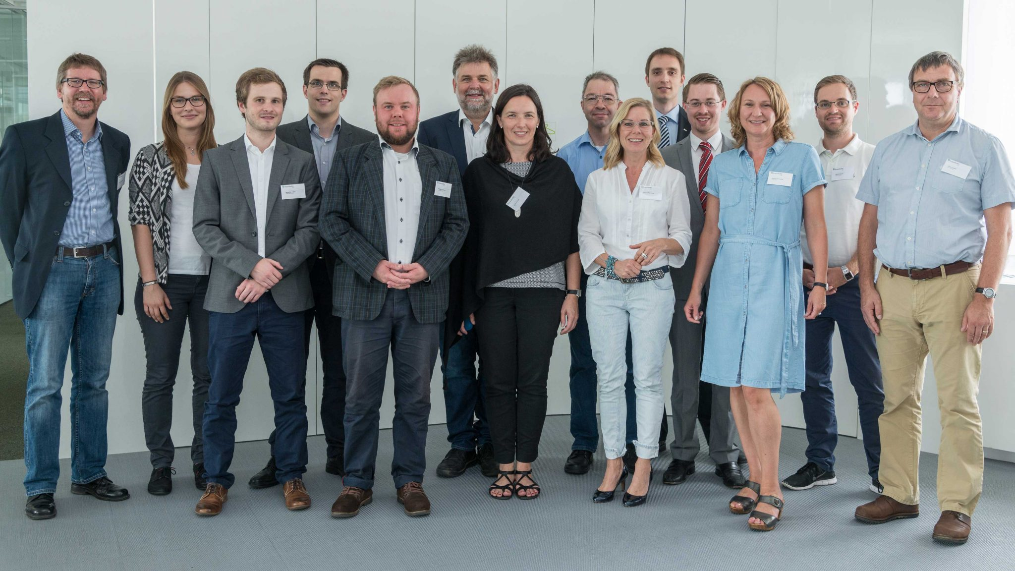 WP-Kick-off August 2016 Gruppenfoto