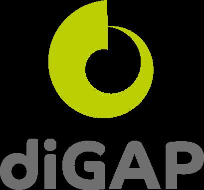WP Logo Verbundprojekt diGaP